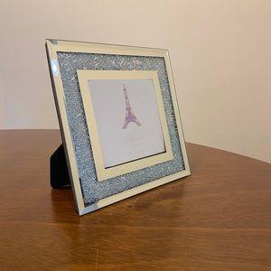 Nanette Lepore 4x4 Frame, Crystal Blue
